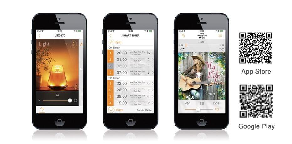 智慧定時器、App 遙控控制